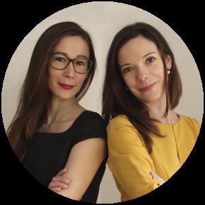 Tiffany CONEIN & Manuela BRILLAT